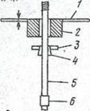 Забивка абиссинского колодца с помощью бабки